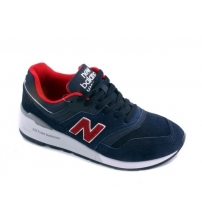 NEW BALANCE 997 BLUE/RED/WHITE