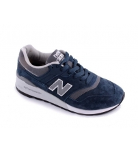 New Balance 997 Blue/Grey/White