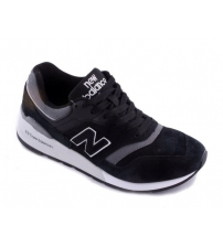 New Balance 997 Black/Grey/White
