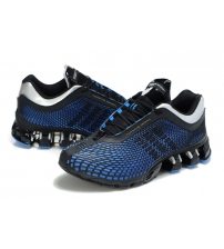 Adidas Porsche Design Run Bounce Black/Ligth blue