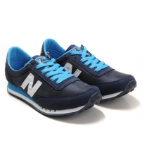 New Balance 410 Blue/White/White
