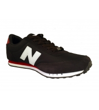 New Balance 410 Brown/Red/White